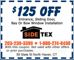 $125 off entrance, sliding door, bay or bow window installation