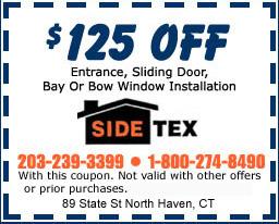 $125 off entrance, sliding door, bay or bow window installation