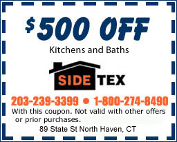 $500 of kitchen and bath remodeling, renovation, home improvement